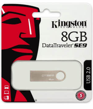 KINGSTON DTSE9H/8GB